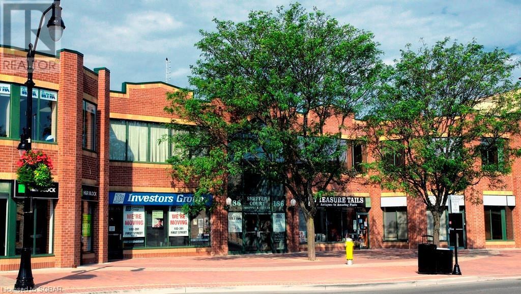 186 Hurontario Street #103, Collingwood, Ontario  L9Y 4T4 - Photo 2 - 235745