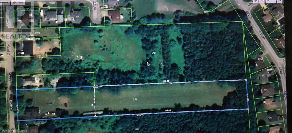 237 Church StreetPenetanguishene, Ontario  L9M 1G6 - Photo 1 - 245311