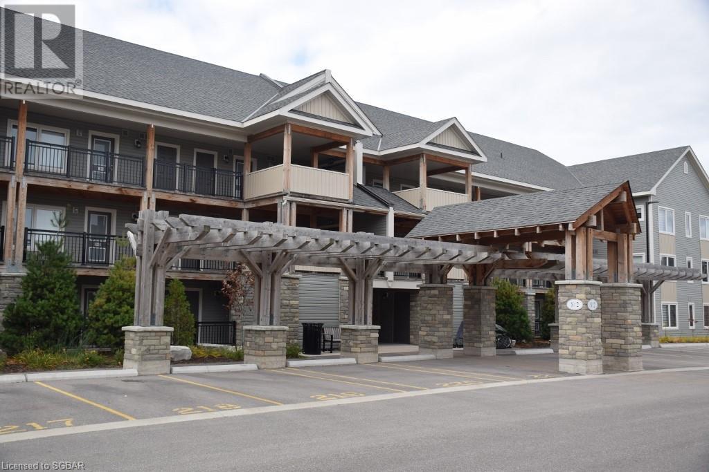 2 Cove Court Unit# 304, Collingwood, Ontario  L9Y 0Y6 - Photo 1 - 277645