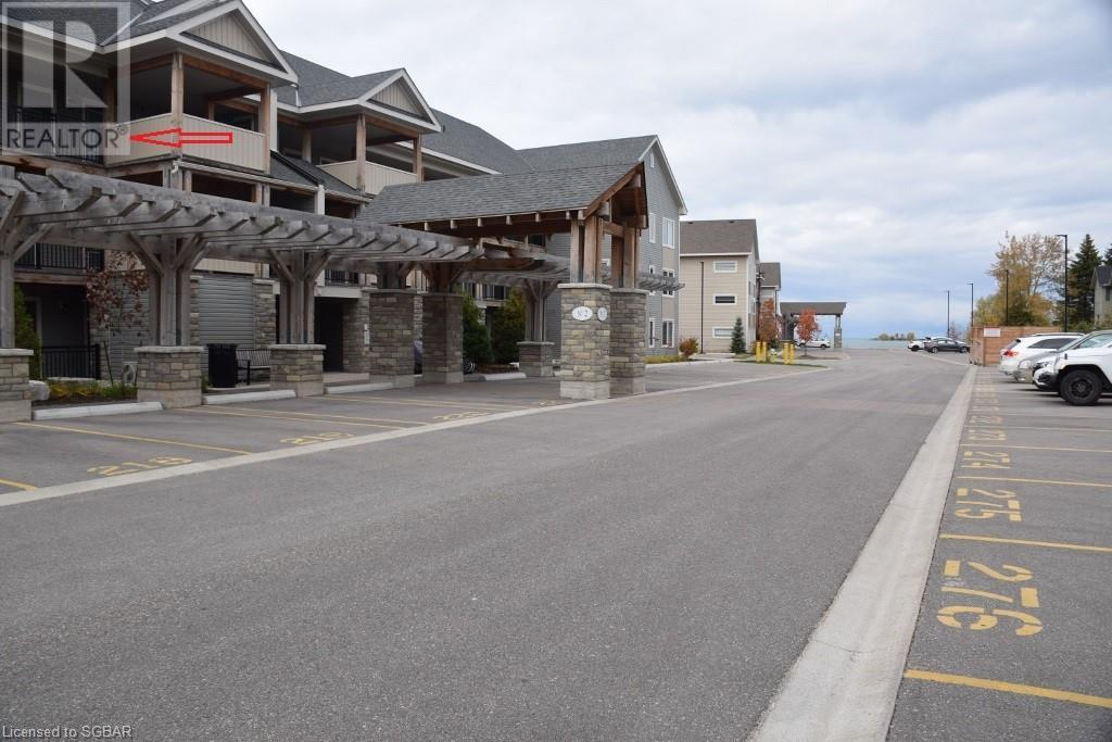 2 Cove Court Unit# 304, Collingwood, Ontario  L9Y 0Y6 - Photo 2 - 277645